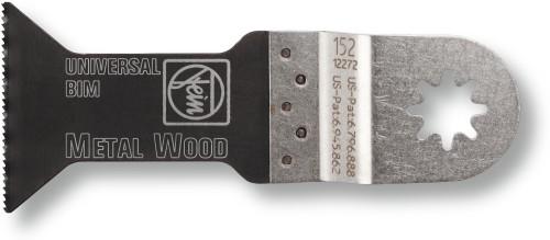 Lame pour couteau : Lame bois / métal