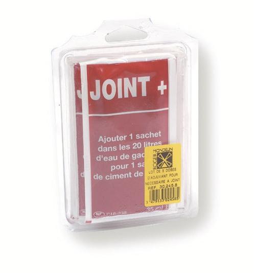 Outil de maçon : Adjuvant Joint +