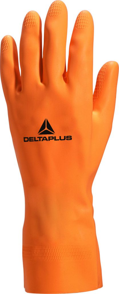 GANT LATEX ORANGE FLOQUE T 9,5