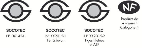 Scellement par injection : Buse pour cartouche Epcon 200 et 530