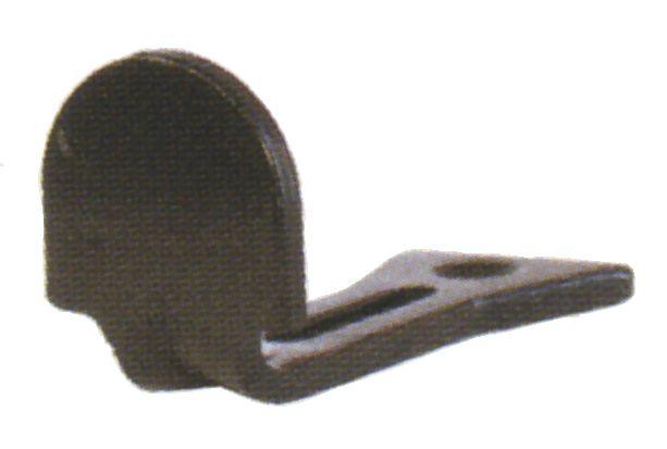 Ferrure de volets en aluminium : Butée