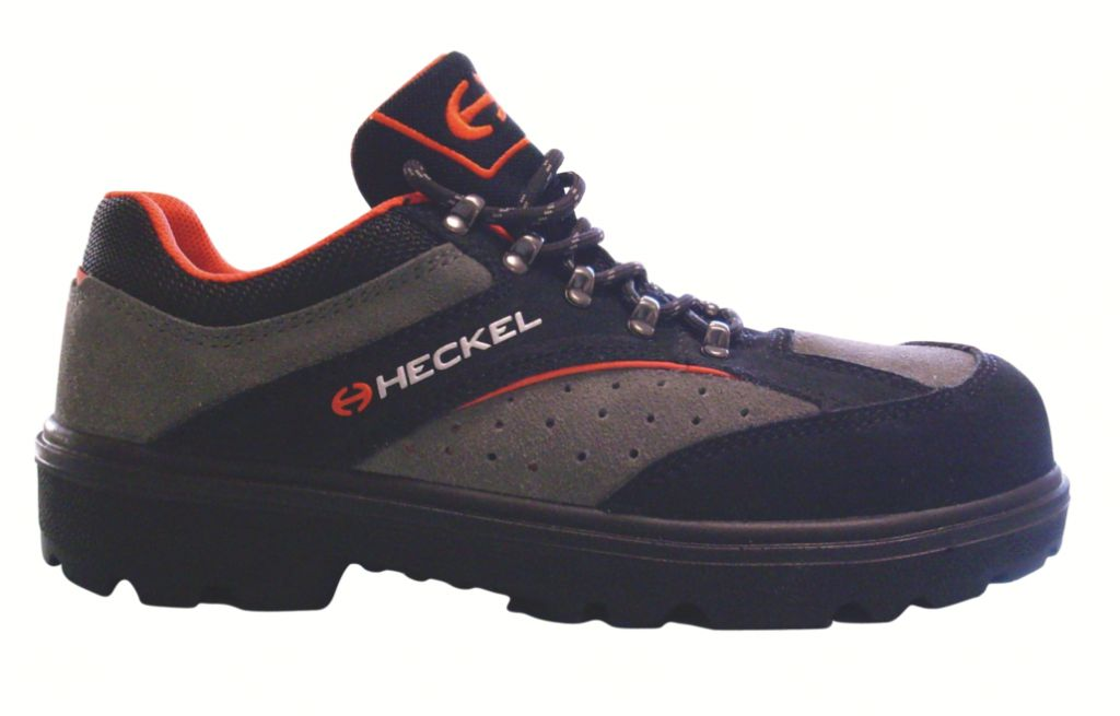 Chaussures hommes S3 : Chaussures basses Flag Nancy perforé - S3