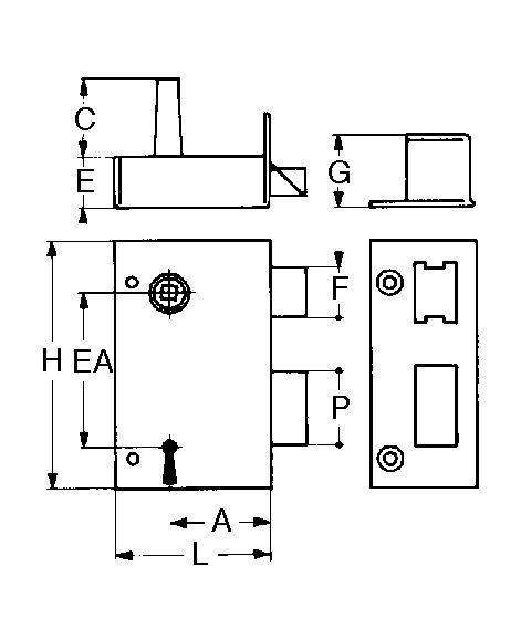 PENE DT 1/2T.446- 65 D EXTRA PLAT