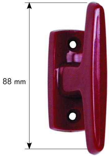 Garniture nylon : Bouton sur platine
