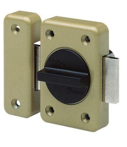d01b1ea6a451 Verrou de sûreté Vachette   A bouton tournant