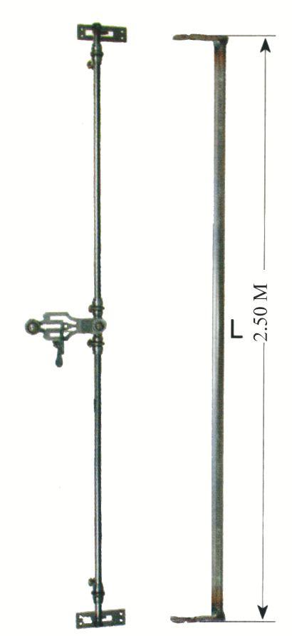 Ferrure de volet et portail : Espagnolette de croisée