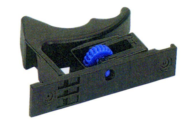 Coulisse invisible pour tiroir bois : Cliquet avec réglage de hauteur intégré