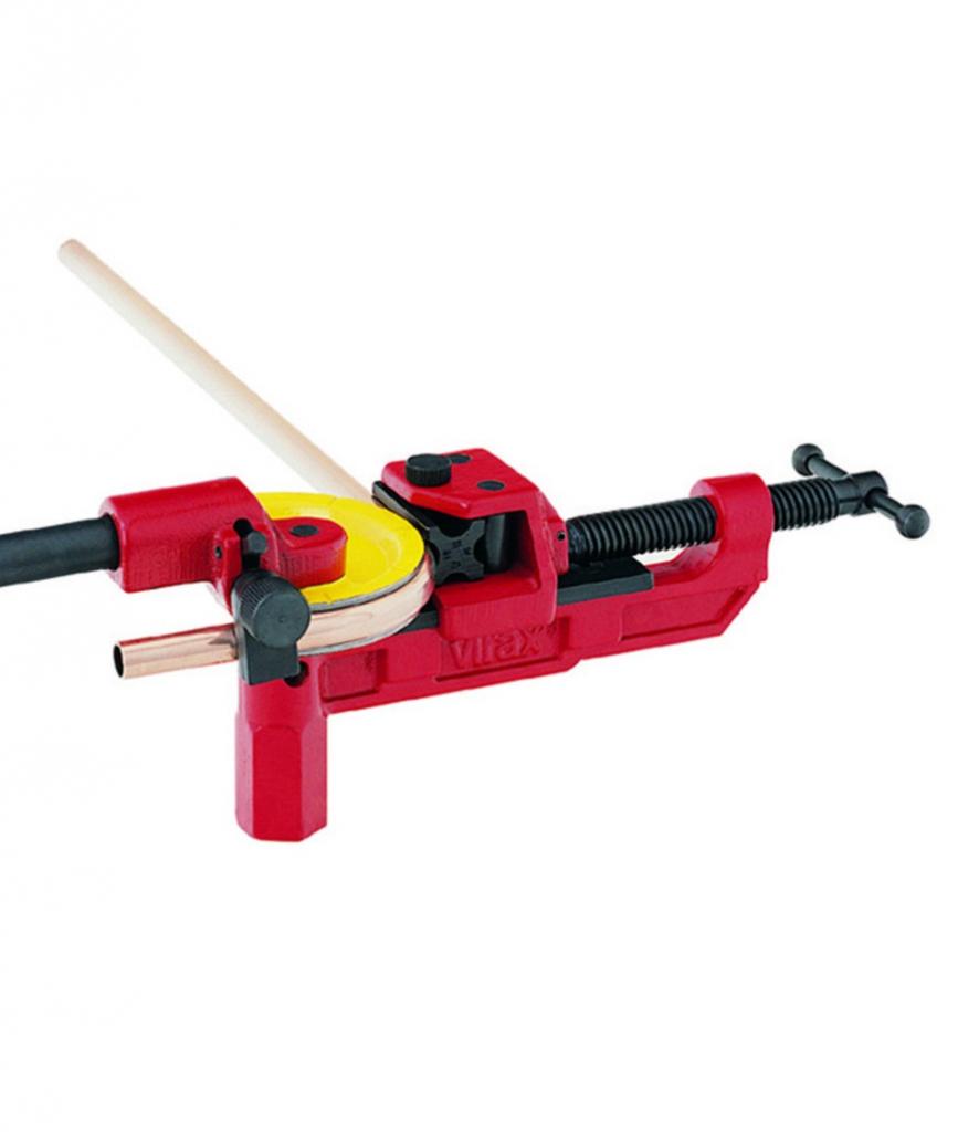 Outil de plombier : Cintreuse manuelle d'établi