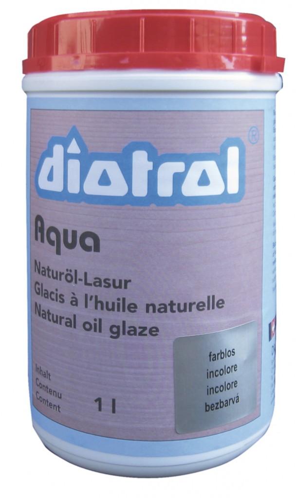 Traitement du bois : Aqua huile naturelle mat