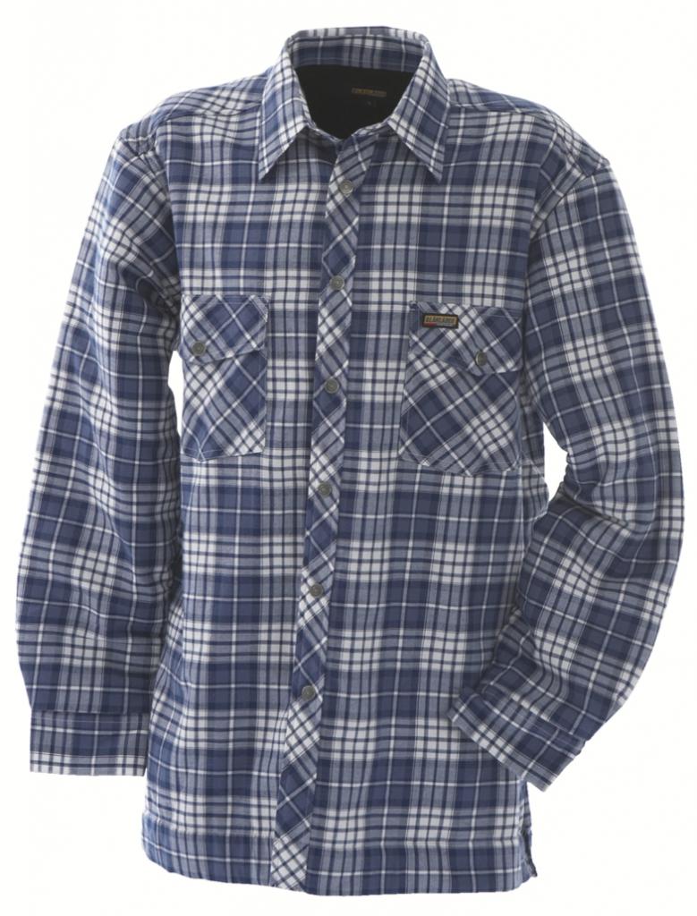 Vêtement de travail : Chemise flanelle