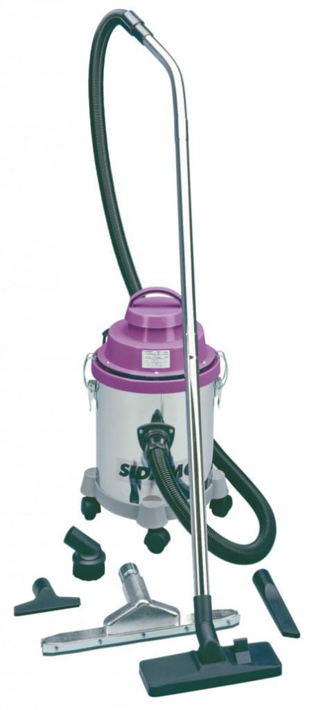 Aspirateur : Série Jet 15 / 30 / 30 synchro / 50 eau et poussière cuve inox