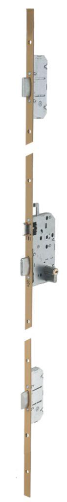 Sûreté à larder multipoints à pêne dormant : Série SPN1 5000 avec label A2P* coupe-feu / pare-flamme 1/2 heure - NF P26-4