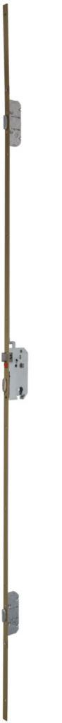 Sûreté à larder multipoints à pêne dormant : Série SGN2 5000 avec label A2P** - NFQC