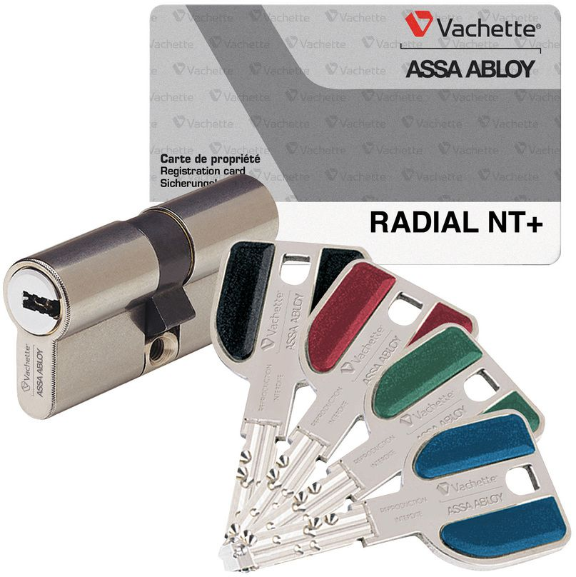 CYLINDRE RADIAL NT+ 32,5X32,5 A2P**
