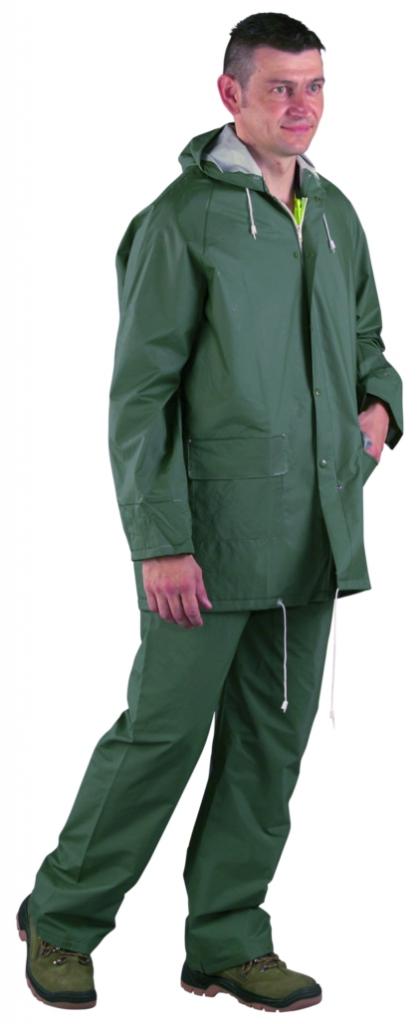 Vêtement de travail : Ensemble PVC / polyester