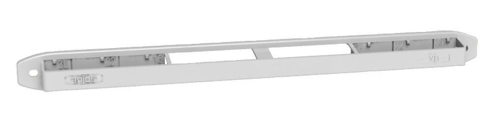 Ventilation : Entrée d'air auto-réglable type VM
