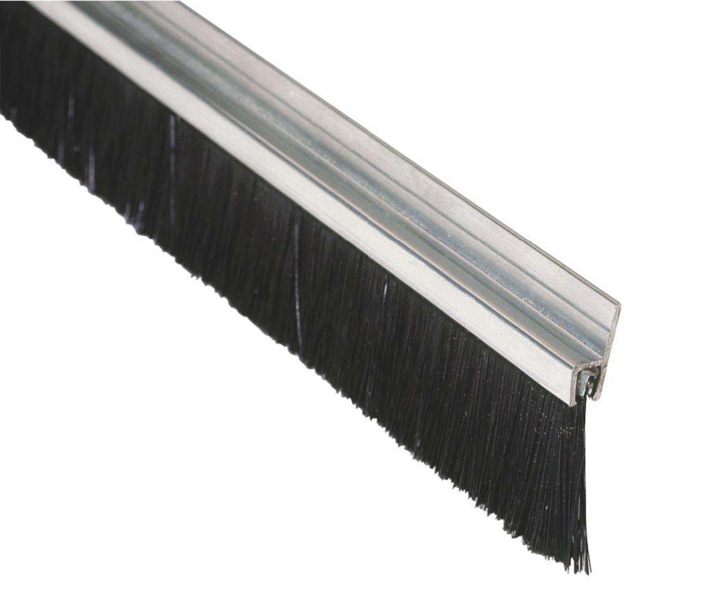 Isolation : Aluminium à brosse