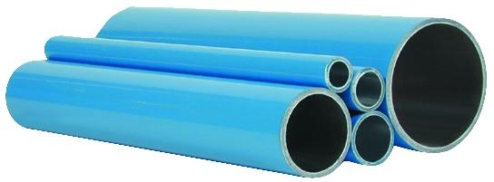 Raccord rapide : Tube rigide pour les descentes ø 20 mm