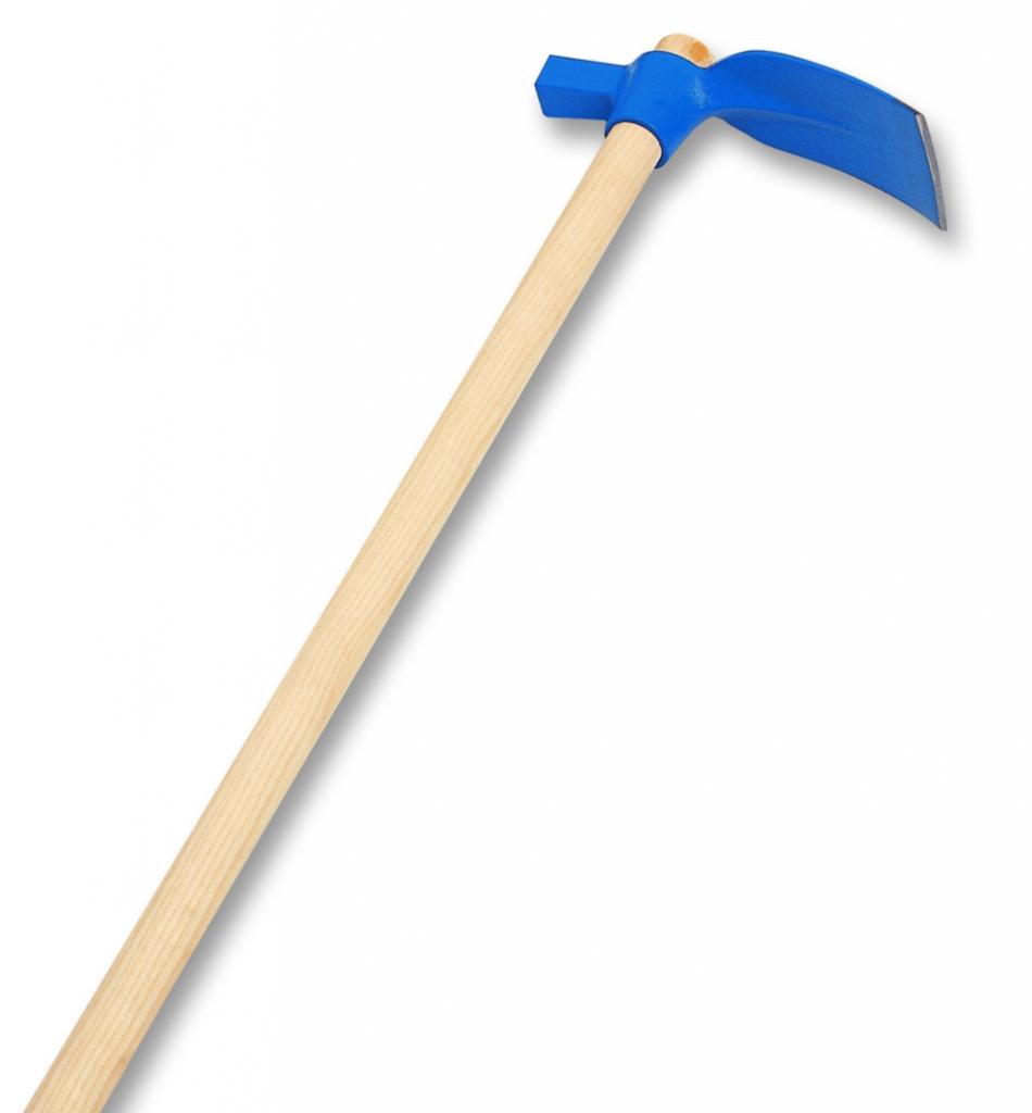 Outil de charpentier\couvreur : Herminette douille ronde