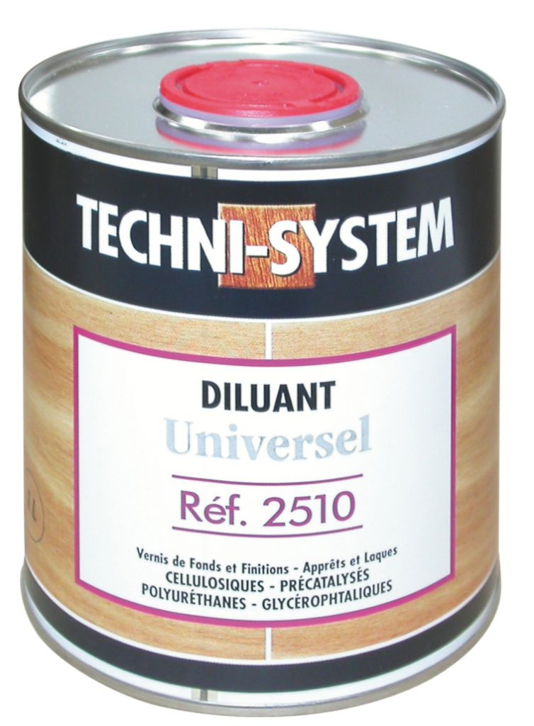 Traitement du bois Techni-system : Universel 2510