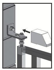 Ferrure de volet et portail : A cheviller