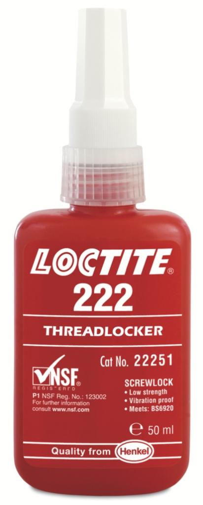 Produits de maintenance : Loctite - freinage