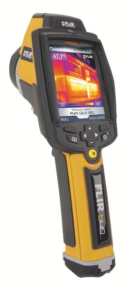 Caméra thermique : Flir B50 - B60