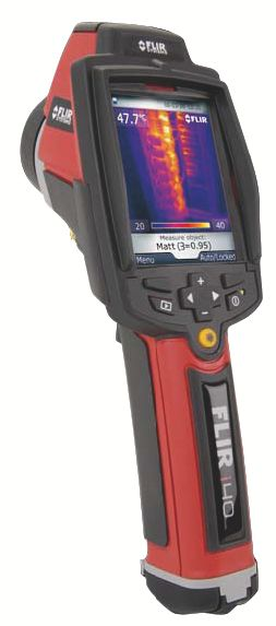 Caméra thermique : Flir I40 - I60