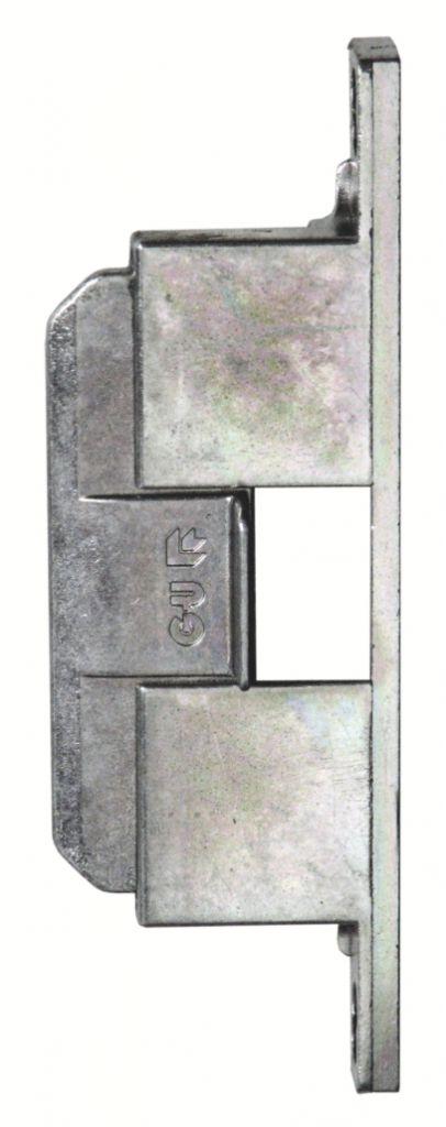 Ferrure Ferco aluminium : Anti-fausse manoeuvre et contre-plaque