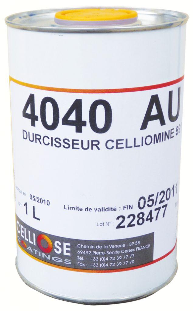 Traitement du bois Celliose : 4040 AU