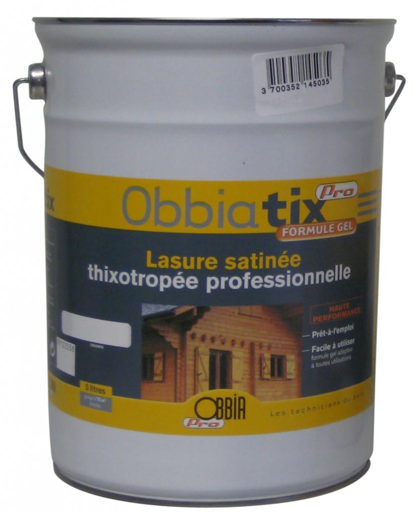 OBBIATIX GEL  5L CHATAIGNIER 4009