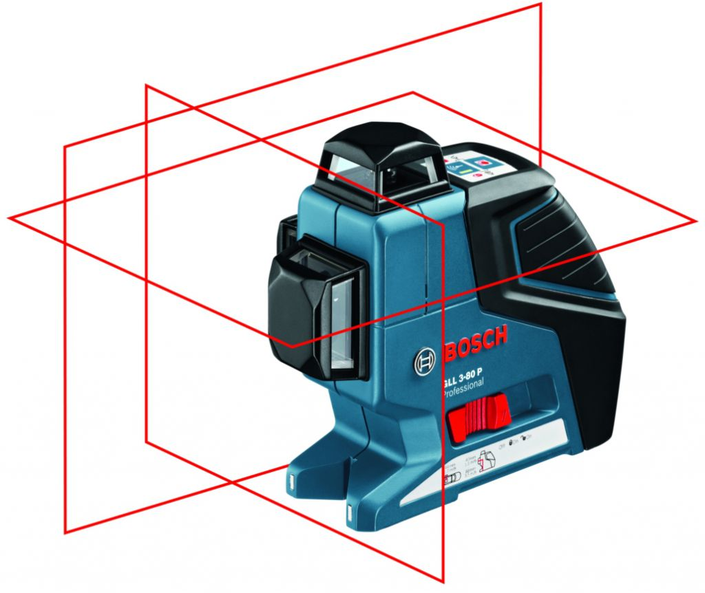 LASER TRIPLE PLAN 360° GLL3-80P