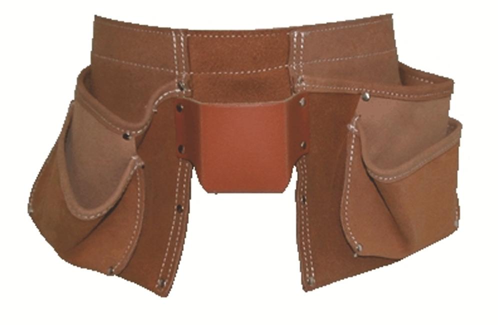 Rangement : Porte-outils cuir 11 compartiments