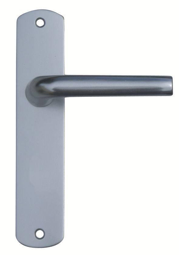 Ensemble aluminium anodisé : Ensemble sur plaque