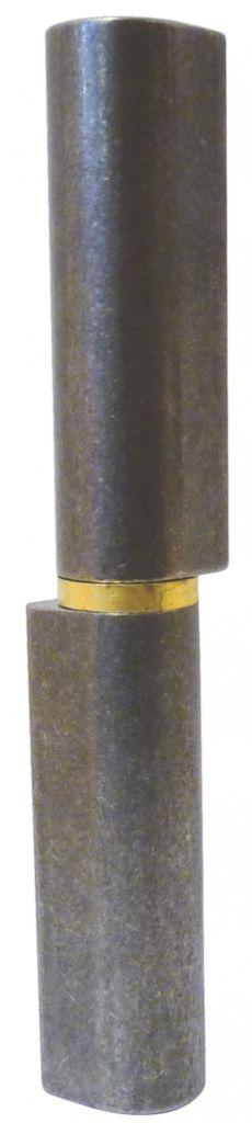 Paumelle à souder : En acier - série standard