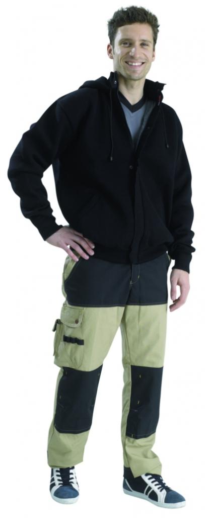 Vêtement de travail : Gilet à capuche Alaska
