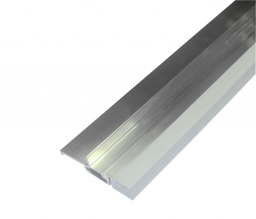 Seuil aluminium pour le bois : Type SP 56 RT