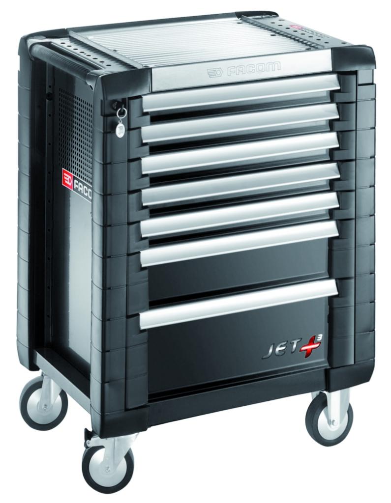 Rangement : Gamme Jet + - Jet.7GM3 - 7 tiroirs
