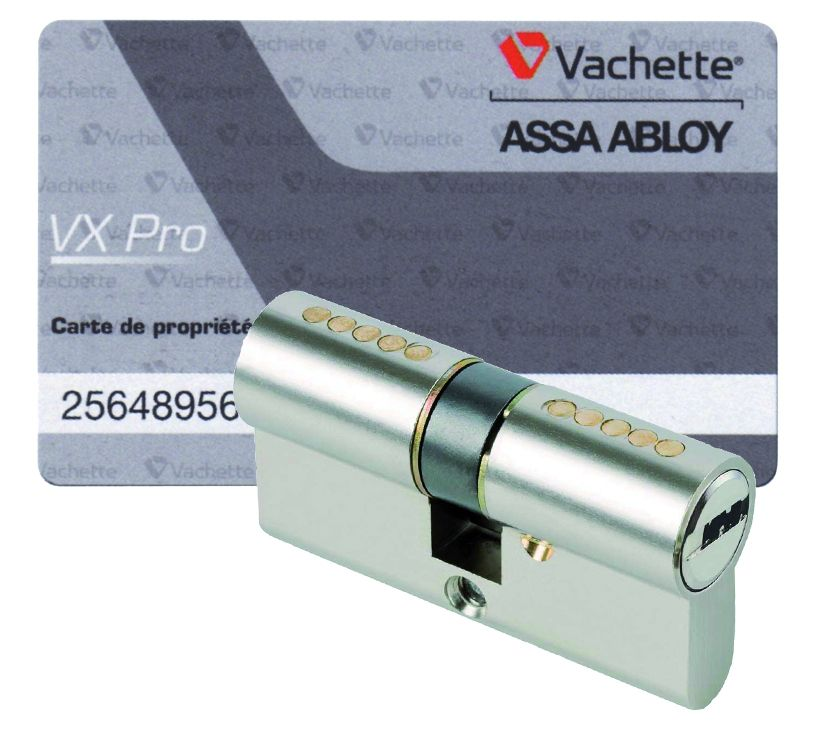 CYLINDRE VX PRO NICK.30X60 S/CLE