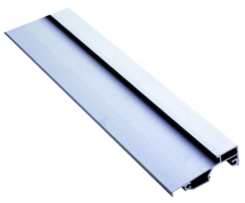 Seuil aluminium pour alu ou pvc : Type PLT2