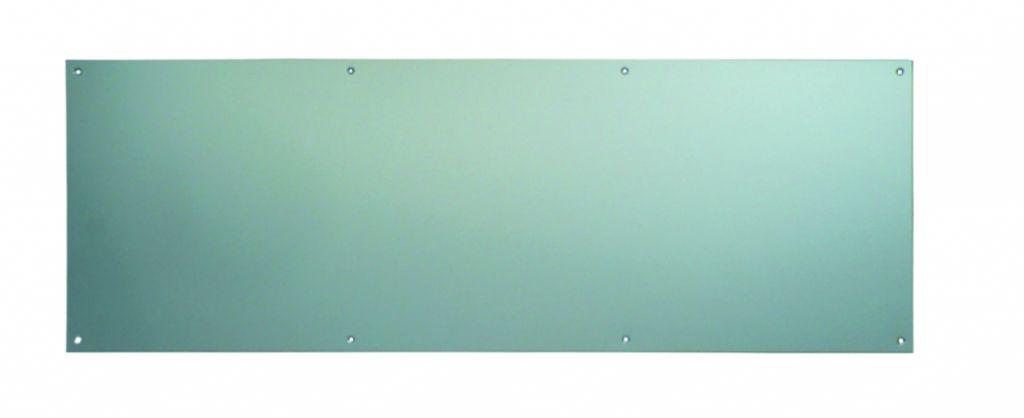 PLINTHE ALU ARGENT  730X250X1