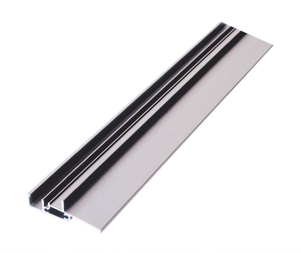 Seuil aluminium pour le bois : Type SP 20