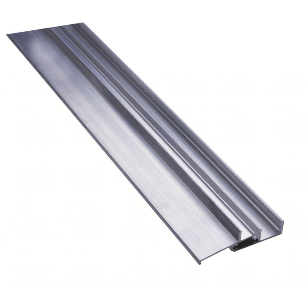 Seuil aluminium pour le bois : Type SP 56
