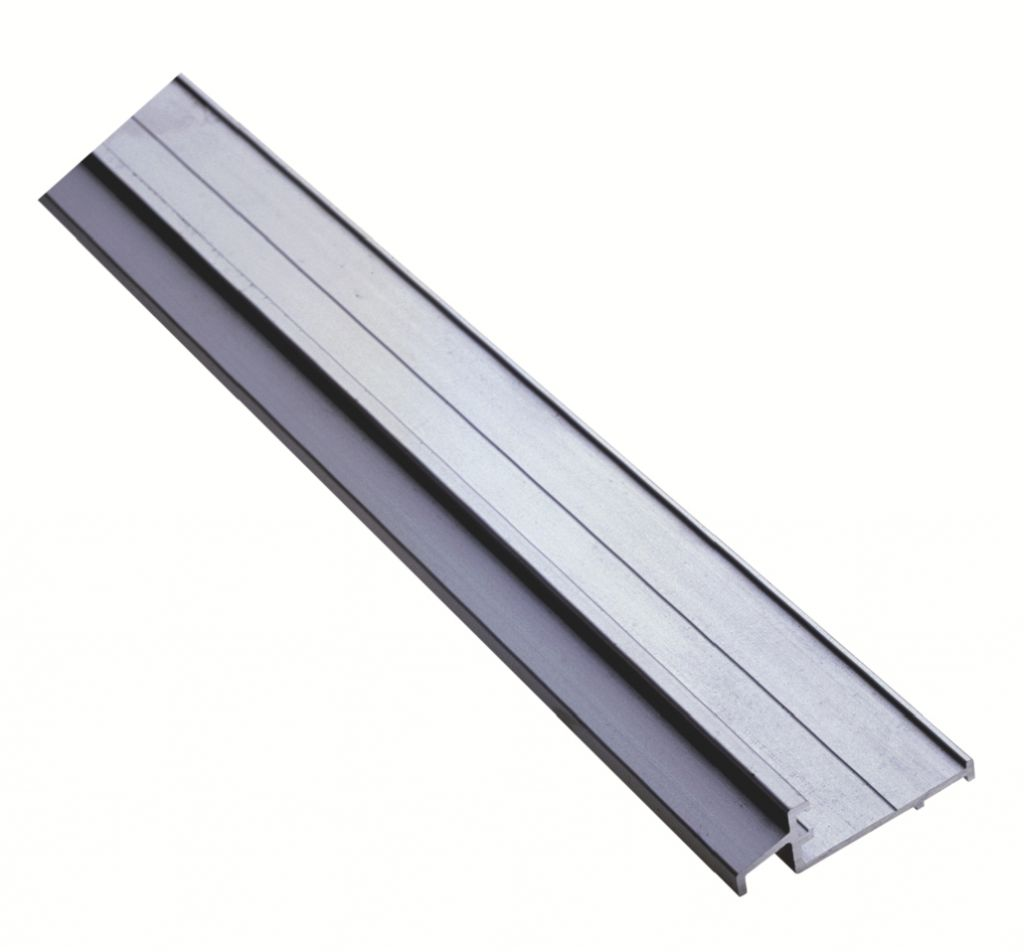 Seuil aluminium pour le bois : Type SPR