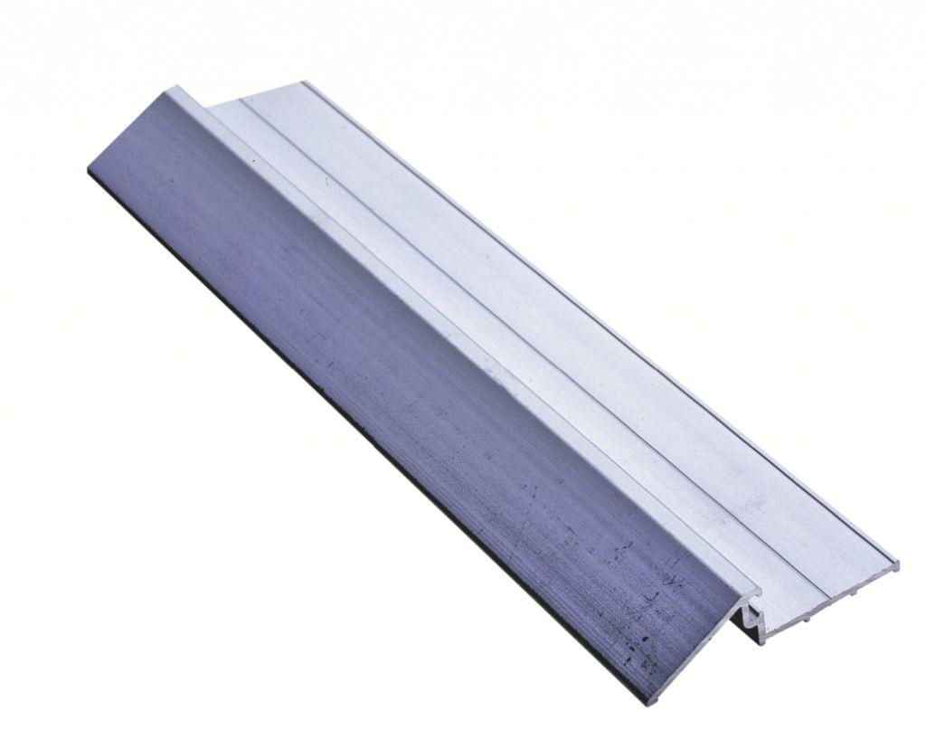 Seuil aluminium pour le bois : Type PG 16