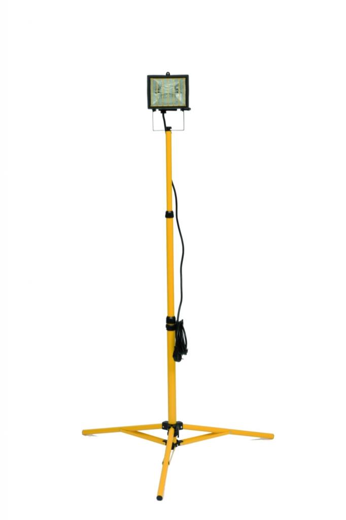 Projecteur : Halogène télescopique 400 W