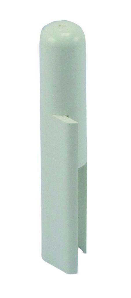 Ferrure Ferco Uni-Jet : Cache douille contre-coudée bois et PVC
