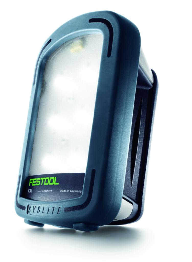 Batterie - chargeur - lampe électro-portatif : Lampe Syslite