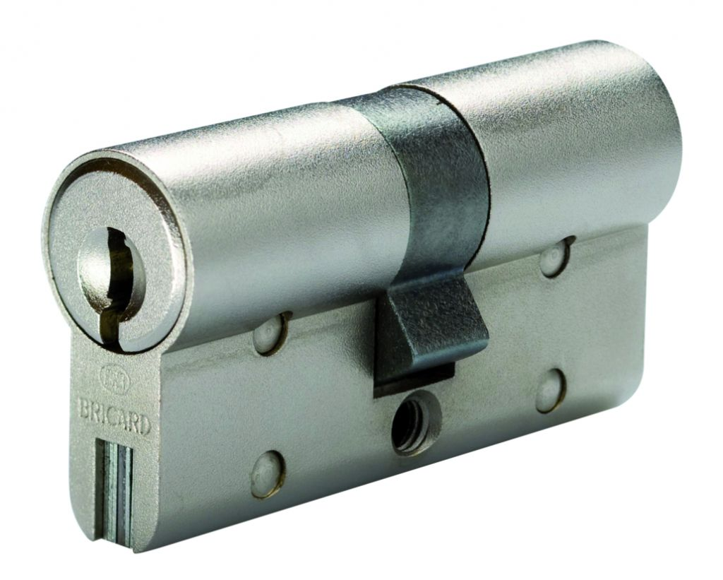 Cylindre européen de sûreté : Cylindre double