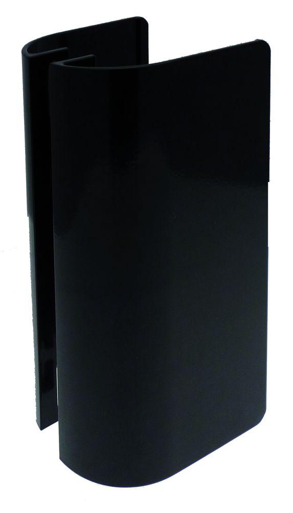 POIGNEE AILERON H200 EA160 NOIR  X2